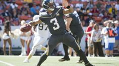 Russell Wilson threw for three touchdowns in less than a half of play as Team Irvin pulled away with the convincing Pro Bowl win.