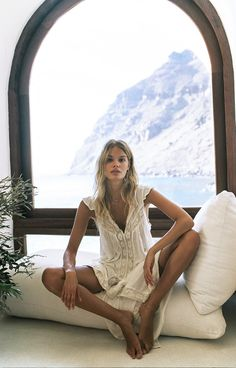 Alena Blohm для лукбука Spell & The Gypsy Collective — Фото — Brydie Mack. Bohemian Style, Boho Chic, Alena Blohm, Bohostyle, Gypsy Women, Summer Outfits, Summer Dresses, School Outfits, Boho Girl