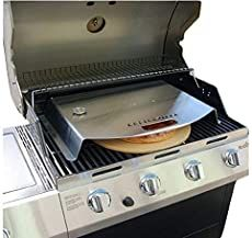 KettlePizza Gas Pro Pizza Oven Kits for Gas Grills - KettlePizza Ovens Gas Barbecue Grill, Grilling, Weber Gas Grills, Pizza Oven Kits, Types Of Pizza, Countertop Microwave Oven, Baking Stone, Grilled Pizza