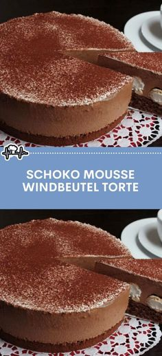 Easy Cupcake Recipes, Easy Cheesecake Recipes, Healthy Dessert Recipes, Cookie Recipes, Dessert Simple, Cakes Originales, Cream Puff Cakes, Desserts Sains, Maila