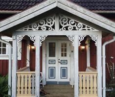 Dream House Exterior, Sunroom, Front Porch, Home Interior Design, Tiny House, Gazebo, Sweet Home, Home And Garden, Cottage