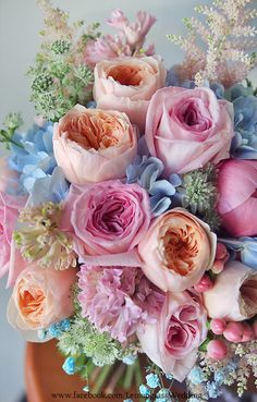 Follow us @ SIGNATURE BRIDE on Instagram and Twitter and on Facebook @ SIGNATURE BRIDE MAGAZINE. Check out our website @ signaturebride.net Bride Flowers, Fresh Flowers, Spring Flowers, Beautiful Flowers, Wedding Flowers, Beautiful Flower Arrangements, Floral Arrangements, Floral Bouquets, Wedding Bouquets