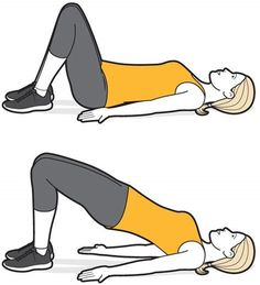 4 Essential Moves To Strengthen Your Pelvic Floor These pelvic floor exercises will reduce your risk of incontinence, improve your sexual health, and boost your core strength and stability. Fitness Workouts, Yoga Fitness, Lower Ab Workouts, Floor Workouts, Fitness Tips, Fitness Motivation, Health Fitness, Fitness Journal, Yoga Gym