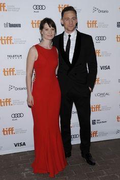 Mia Wasikowska and Tom Hiddleston