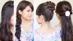 Hairstyle For Long Hair For School Überprüfen Sie mehr unter http://frisurende.net/hairstyle-for-long-hair-for-school/22349/
