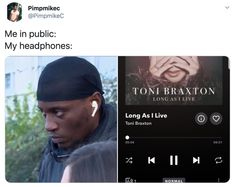 toni braxton Funny Tweets, Funny Memes, Toni Braxton, Pop Songs, Know Your Meme, Live Long, Trending Memes, Rapper, Public
