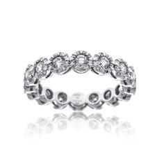 Reis-Nichols Jewelers : Kwiat Sunburst Diamond Eternity Ring