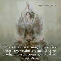 The most courageous decision