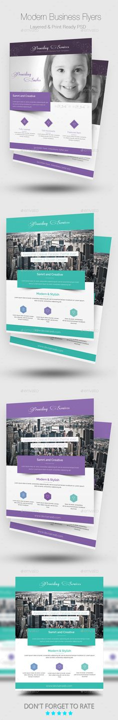 Web Design Flyer Template - Corporate Flyers Inspiration - web flyer template