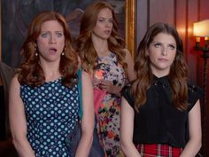 VIDEO: Watch Anna Kendrick Sing Beyoncé in the New Pitch Perfect 2 Trailer http://www.people.com/article/pitch-perfect-2-trailer-anna-kendrick-rebel-wilson