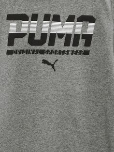 Buy Puma Boys Grey Melange Printed T Shirt - - Apparel for Boys from Puma at Rs. Polo Shirt Outfits, Pumas, Graphic Prints, Designing Women, Shirt Style, Pattern Design, Kids Outfits, Men Sweater, Tee Shirts