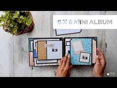 Mini Scrapbook Albums, Mini Albums, Handmade Scrapbook, Lets Get Lost, Mini Album Tutorial, Memory Books, Graphic 45, Mini Books, Manualidades