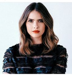 Shelley Hennig photographed by Taren Maroun