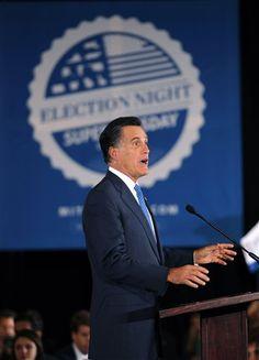 34 #prezpix #prezpixmr   election 2012  candidate: Mitt Romney  publication: abc news  photographer: AP Photo  publication date: 3/6/12