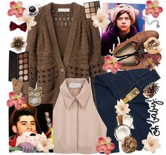 """""""oh babyyy ..//"""" by iheart-onedirection ❤ liked on Polyvore"""