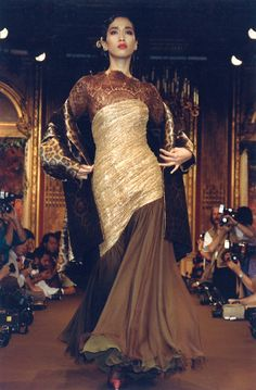 Christian Lacroix Haute Couture Fall-Winter 1988