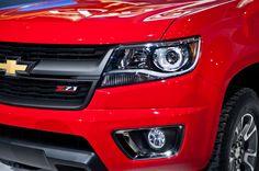 Canadauence TV: GM: A irmã mais nova da nossa S10, Chevrolet Color...