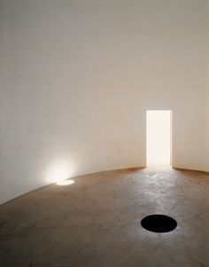 building for a void, 1992 • anish kapoor