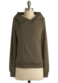 A Hoodie for Olive Us