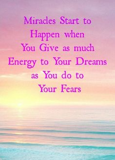 Never stop believing in your hope or dream.because miracles happen everyday. Quotes To Live By, Me Quotes, Girly Quotes, Wisdom Quotes, Psychic Reading Online, Psychic Readings, Spiritual Quotes, Wise Words, Dreaming Of You