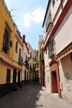 rues Séville