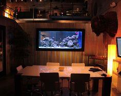 Featured Custom Aquariums « Aquarium Art