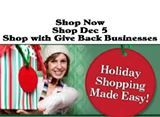 Holiday Shopping Made Easy 3 December - 5 December Local Valley Businesses