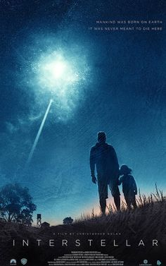 Gorgeous posters for Christopher Nolan's Interstellar by artists...