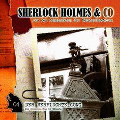 Der verfluchte Gong by Sherlock Holmes & Co