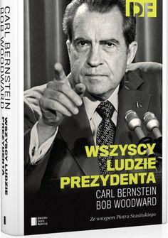 Okładka książki Wszyscy ludzie prezydenta