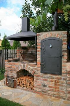 """Determine even more relevant information on """"outdoor kitchen designs layout patio"""". Check out our web site. Backyard Barbeque, Bbq, Outdoor Barbeque, Backyard Pool Designs, Outdoor Kitchen Design, Kitchen Decor, Outdoor Kitchens, Kitchen Ideas, Smokehouse"""