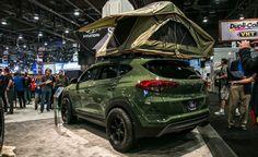 Hyundai Tucson - SEMA-2015-Manufacturer-163