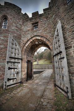 Beeston Castle - Cheshire, England