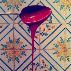 Raccoccó: Red Velvet con frosting de cheesecake La Red, Recipes