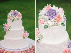 lace wedding cake, image by http://jonathandavid.com.au/
