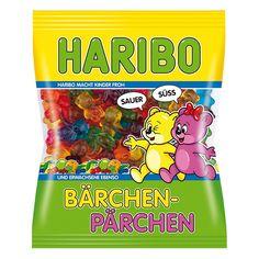 Sehr süsse Idee - Haribo Bärchen-Pärchen.