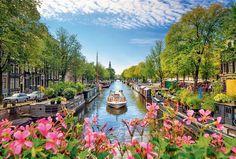 Paseo por Ámsterdam