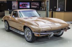 1964 Chevrolet Corvette Maintenance/restoration of old/vintage vehicles: the material for new cogs/casters/gears/pads could be cast polyamide which I (Cast polyamide) can produce. My contact: tatjana.alic@windowslive.com