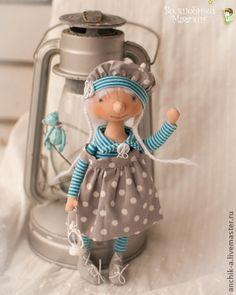 Коллекционные куклы ручной работы. Ярмарка Мастеров - ручная работа Девочка Юнга. Handmade.