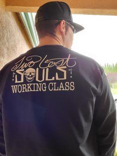 The Artist Jesse Palmer, 2 Lost Souls, Clothing, Accessories, Custom Artwork of all Mediums. Jesse Palmer, Lost Soul, Working Class, Crop Tops, Tank Tops, Custom Art, Hoodies, Sweatshirts, Activewear