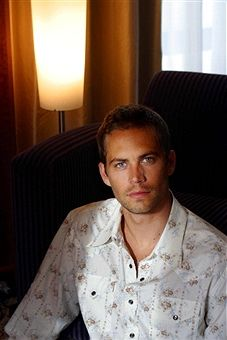 American actor Paul Walker poses during a photo shoot on May 14, 2003 in Melbourne, Australia. Walker is in Melbourne to promote his new film '2Fast 2Furious'.