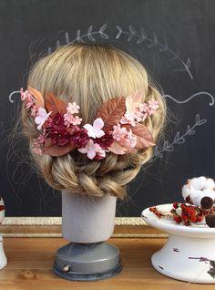 Bridal Hair Comb Bridal Hair Accessory Wedding Hair by mellowdear
