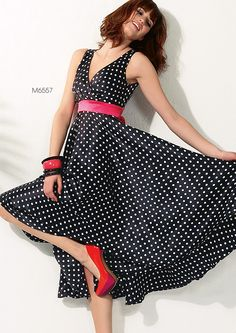 I am going to be making this dress for Eva and I:)