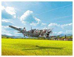 Extrait des Zèles de la Royal Air Farce 1, publié aux Editions Révasion. Illustration de David VOILEAUX