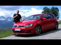 """Golf GTD: Sportlich und Sparsam – Test & Fahrbericht  Hier kommt ein Golf, der es hinter den sprichwörtlichen Ohren hat: 184 PS, 380 Newtonmeter, und das alles geschöpft aus einem feinen Zweiliter-Turbodiesel, der sich mit nur 4,2 Litern zufriedengibt. Hören tut der kernige, kompakte, neue Wolfsburger auf das Kürzel GTD. """"Gran Turismo Diesel"""", der Name ist Programm. Man nennt ihn auch gern den Langstrecken-Express. (news2do.com/lh)"""