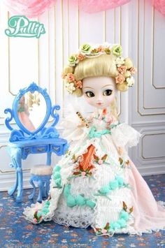 Pullip-Marianne-Ver-Japan-Groove-fashion-doll-import