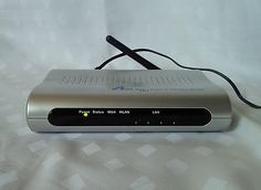ROUTER WIRELESS SUPER G AIRLINK 101 AR430W 4 PORT, 100Mbps & 108Mbps