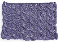 The shape of lace - by shirley Paden - Spade Stitch - chart