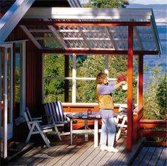 Pergola og terrassetak - Byggmakker+ Outdoor Decor, Home Decor, Patio, Decoration Home, Room Decor, Home Interior Design, Home Decoration, Interior Design