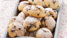 Μαλακά και πεντανόστιμα μπισκότα γιαουρτιού χωρίς βούτυρο Biscotti, Yogurt, Valentino, Muffin, Sweets, Bread, Candy, Cookies, Breakfast